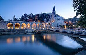 Po raz pierwszy w historii zamknięto sanktuarium w Lourdes