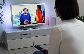 Merkel: koronawirus to największe wyzwanie od czasów II wojny światowej