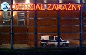 W szpitalu zakaźnym we Wrocławiu zmarł pacjent zakażony koronawirusem