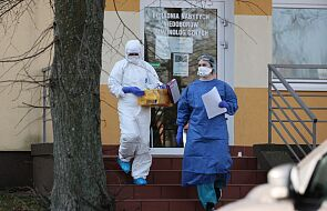 """""""Pacjent zero"""" opuścił szpital w Zielonej Górze. Został wyleczony z koronawirusa"""