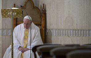 Papież Franciszek: jak bardzo potrzebujemy być wszyscy pocieszeni