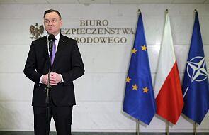 Prezydent: w Polsce nie stwierdzono żadnego przypadku zachorowania spowodowanego koronawirusem