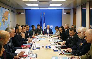 Francja: Macron odwołał część spotkań, by skoncentrować się na walce z koronawirusem