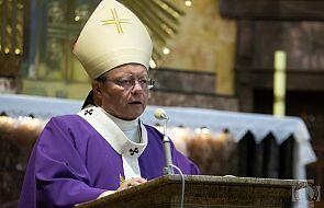 Abp Ryś w Niedzielę Palmową: Pan pomaga nam krzepiącym słowem