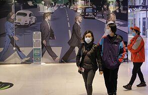 Chiny: kolejna doba bez nowych zakażeń koronawirusem