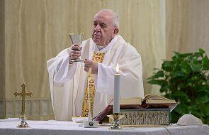 Papież o pandemii: z tej sytuacji możemy wyjść tylko razem