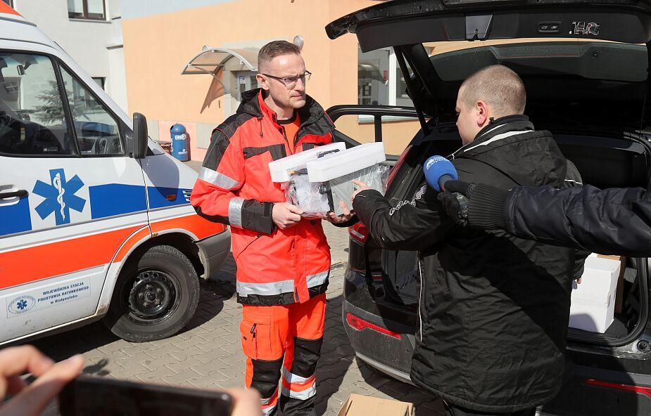 Kujawsko-pomorskie: 38 osób hospitalizowanych z powodu koronawirusa; 20 potwierdzonych zakażeń