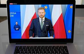 Szumowski: moje rekomendacje ws. wyborów nie wcześniej niż w drugiej połowie kwietnia