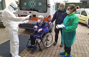 Włochy: 101-letni mężczyzna wyleczony z koronawirusa