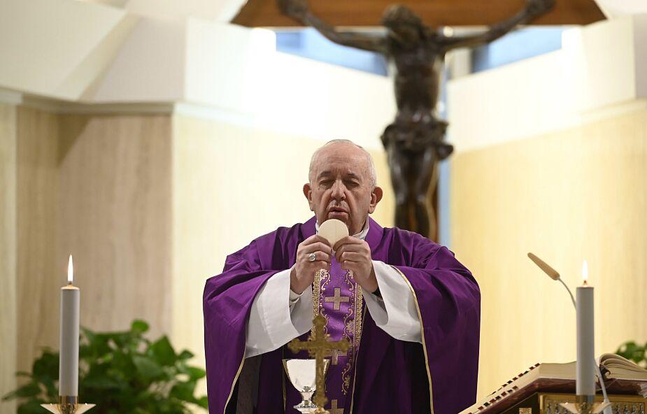 Już jutro wyjątkowa modlitwa z Franciszkiem. Zapamiętaj tę godzinę