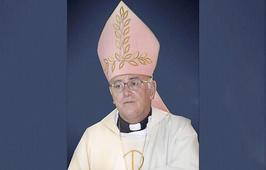 Włoski biskup misyjny ofiarą koronawirusa. To pierwszy hierarcha wśród zmarłych na COVID-19