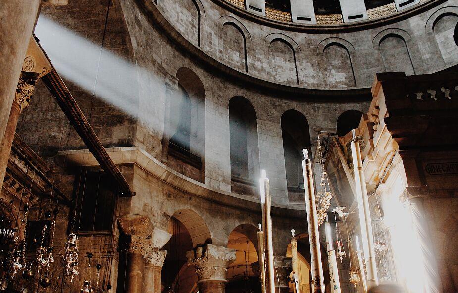 Wspólna modlitwa chrześcijan, żydów i muzułmanów w Ziemi Świętej