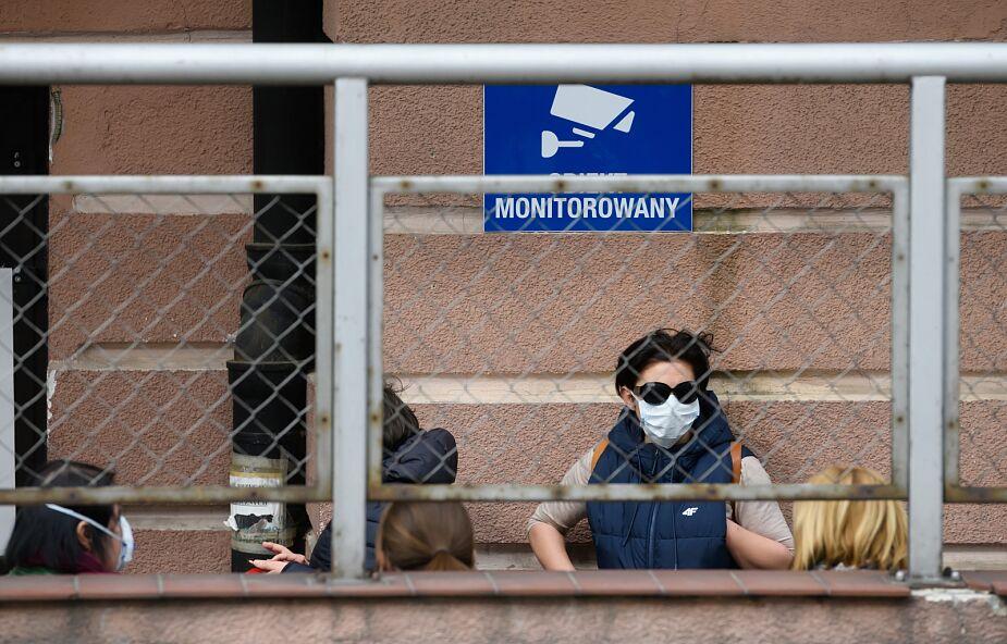Ministerstwo Zdrowia: 1719 osób hospitalizowanych w związku z koronawirusem
