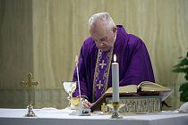 Papież: pozwólmy sobie na płacz w tę niedzielę