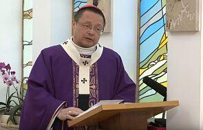 Abp Ryś: Jezus pod krzyżem przekazuje nam Ducha