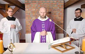 Spotkajmy się razem na Mszy u jezuitów [TRANSMISJA]