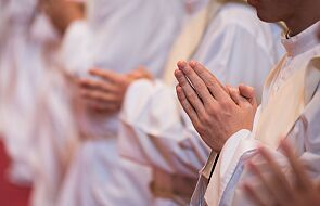 Płock: KSM w Wielkim Poście modli się za księży