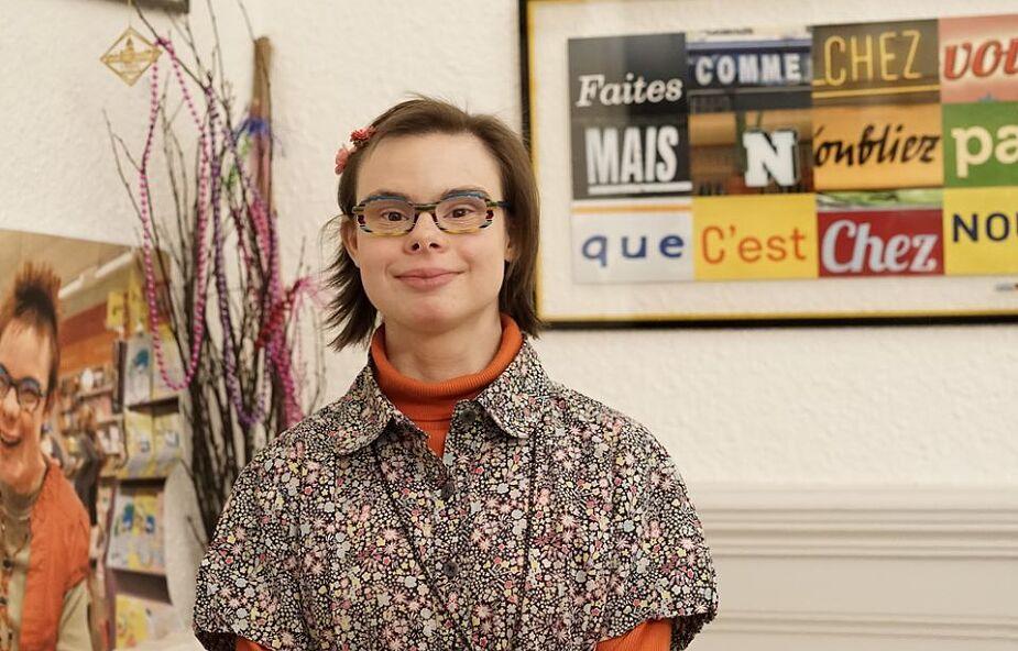 Francja: dotknięta zespołem Downa Eleonore Laloux kandyduje na radną
