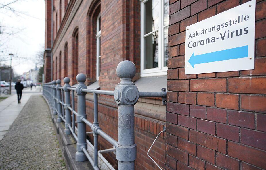 Niemcy: już ponad 1000 przypadków koronawirusa