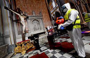 Odwołane Msze i pogrzeby. Episkopat Włoch podejmuje radykalną decyzję