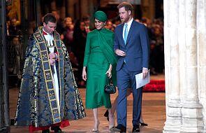 Harry i Meghan ostatni raz wystąpili jako członkowie rodziny królewskiej
