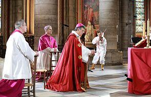 Abp Paryża mówił w Wielki Piątek w katedrze Notre Dame o nadziei
