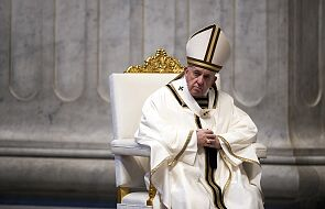 W Iraku gotowe logo i motto wizyty papieża, choć on nie wie, czy tam pojedzie