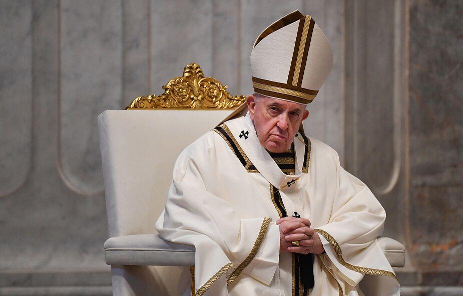 Papież: ludzkość udręczona pandemią, to nie czas na obojętność i egoizm