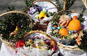 W Niedzielę Wielkanocną sami możemy pobłogosławić święconki