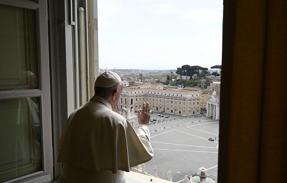 Watykan: w Niedzielę Bożego Miłosierdzia papież odprawi Mszę św. w kościele S. Spirito in Sassia