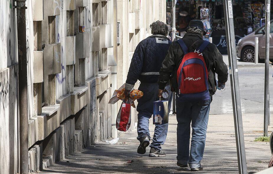 Posiłki i schronienie dla bezdomnych - Parlament Europejski chce pomagać w czasie pandemii