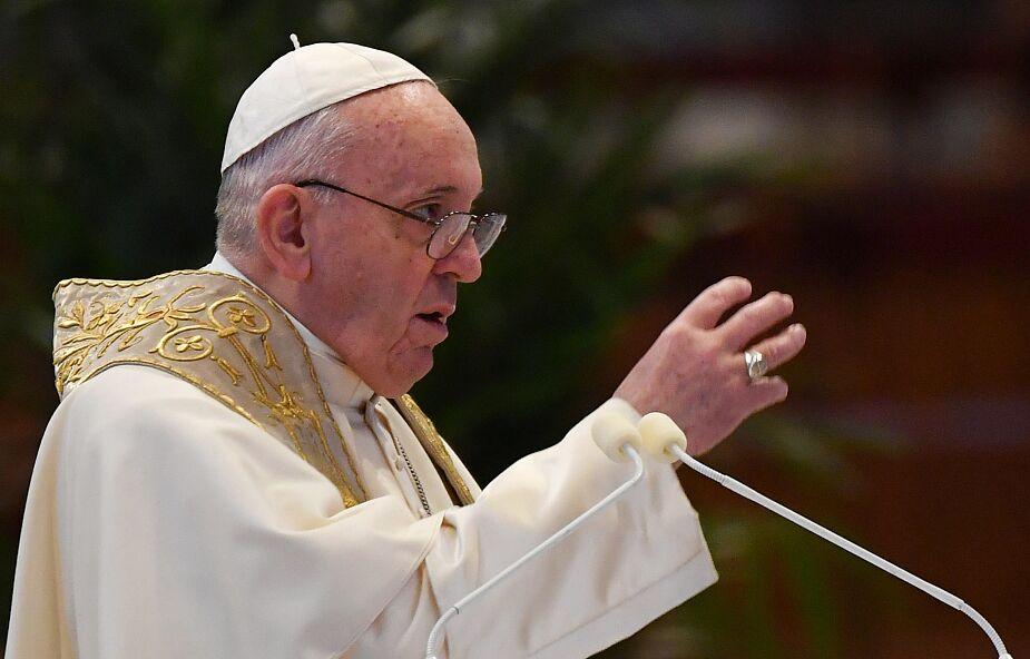 Franciszek u św. Marty modlił się o dobre drogi wyjścia z pandemii