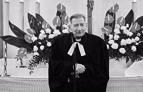 Zmarł ks. Alfred Figaszewski - najstarszy duchowny luterański w Polsce