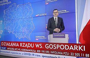 Morawiecki: Potrzebujemy działań stymulujących gospodarkę na wielu poziomach