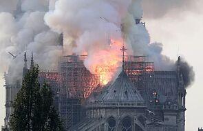 Pierwsza rocznica pożaru katedry Notre-Dame; zabrzmi dzwon Emmanuel