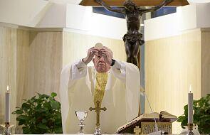 Franciszek u św. Marty modlił się za farmaceutów i przypomniał o chrześcijańskiej radości