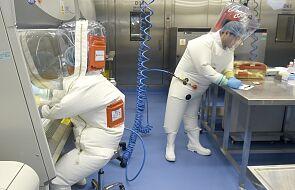 Chiny zaprzeczają, by koronawirus był produktem laboratorium w Wuhan
