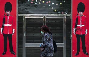O 847 wzrosła liczba zgonów z powodu koronawirusa w Wielkiej Brytanii. Łącznie jest ich 14576