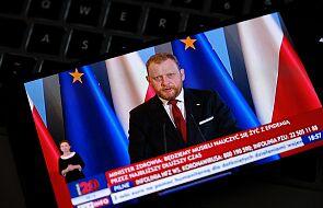 Szumowski: wybory w tradycyjnej formie możliwe za 2 lata; jedyną bezpieczną formą wybory korespondencyjne