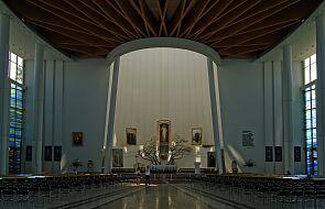Obchody Niedzieli Miłosierdzia w Sanktuarium Miłosierdzia w Łagiewnikach
