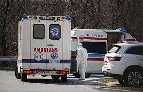 MZ: ponad 2,3 tys. osób hospitalizowanych i powyżej 183 tys. na kwarantannie