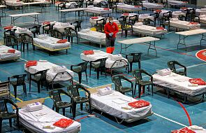 Hiszpania: w ciągu ostatniej doby 950 zgonów na Covid-19