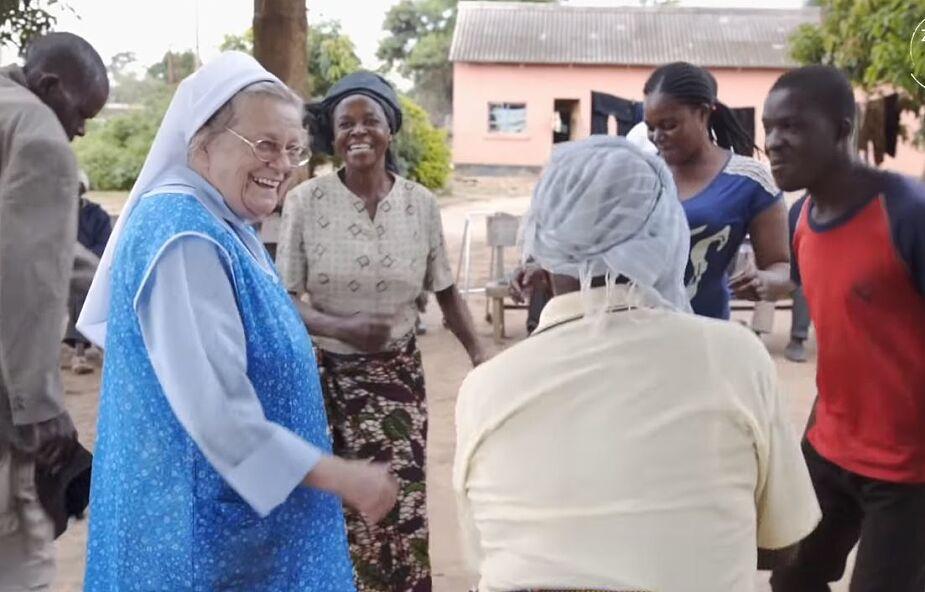 Ten projekt filmowy pobłogosławił sam papież Franciszek