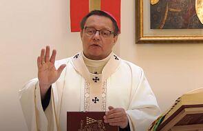 Abp Ryś: jesteśmy prochem, który przyjmuje w siebie Ducha Bożego