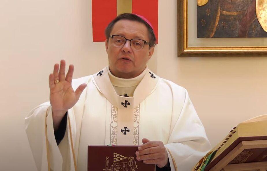 Abp Ryś: Bóg jest w twoim życiu potrzebny jak woda i chleb
