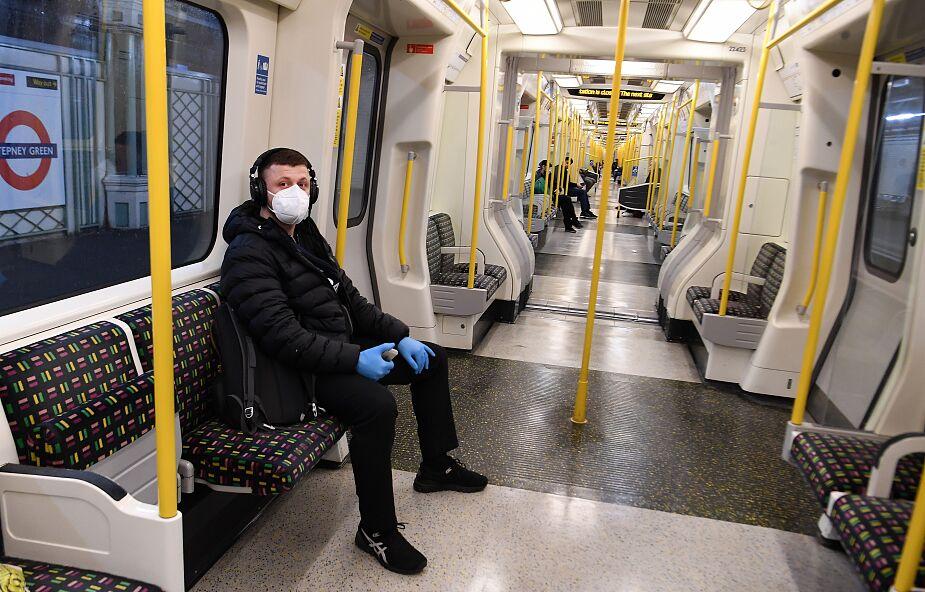 O 759 wzrosła liczba zgonów z powodu koronawirusa, łącznie już 18 100