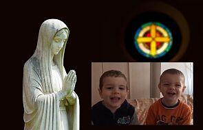 """Modlitwa tych chłopców was rozczuli. Zobacz, jak śpiewają """"Regina Coeli"""""""