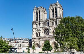 Paryż: wznowienie prac przy odbudowie katedry Notre-Dame