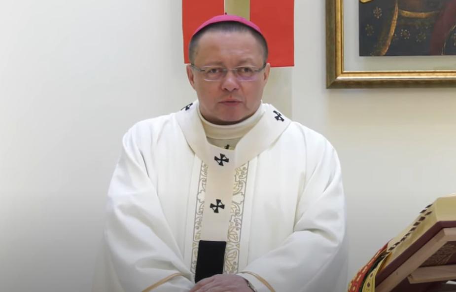Codzienna msza z arcybiskupem Rysiem [TRANSMISJA]