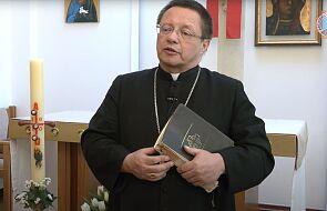 Abp Grzegorz Ryś o najważniejszym dla niego fragmencie z Pisma Świętego: to ostatnie mocne Słowo Boga do mnie